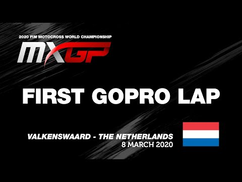 First GoPro Lap with Alessandro Lupino - MXGP of The Netherlands 2020