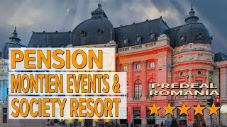 Pension Montien Events & Society Resort hotel review | Hotels in Predeal | Romanian Hotels