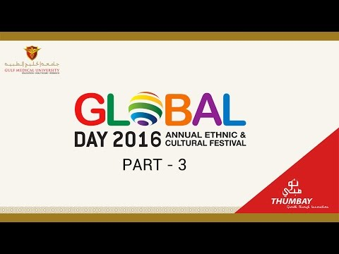 'Global Day 2016' celebrations at Gulf Medical University, - 3