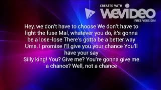 It's going down - Descendants 2 lyrics