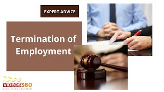 Now Trending - Employee Termination explained by Att. Gary Bennett.