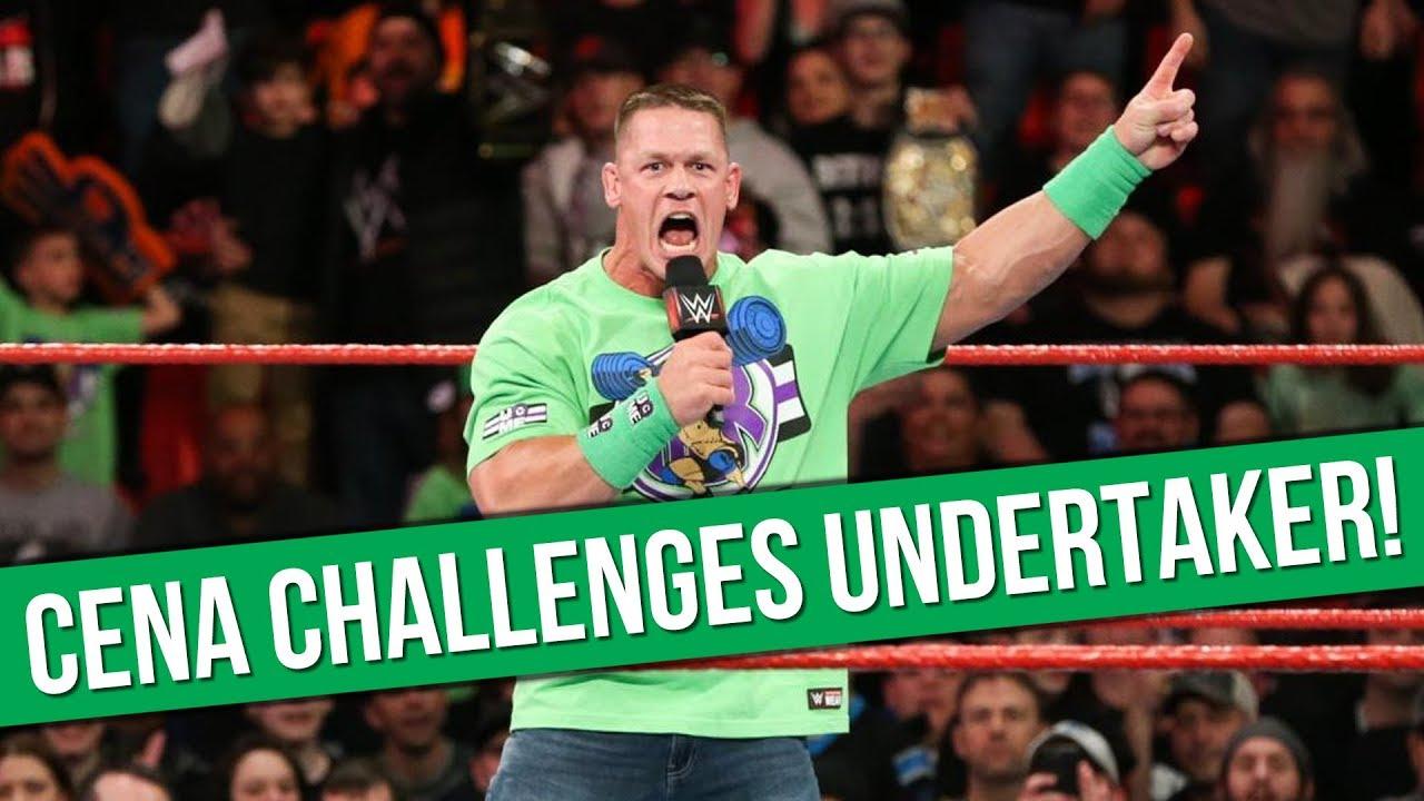 john-cena-challenges-undertaker-landmark-women-s-match-announced