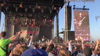 Goldfinger - Put The Knife Away- featuring (Travis Barker, Mike Herrera - at Back to the Beach Fest