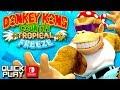 Donkey Kong Country Tropical Freeze Funky Mode! Nintendo Switch! (Quick Play)