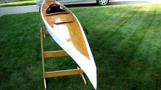 Kayak New Paint Job.avi