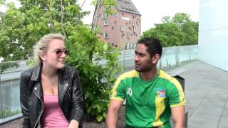 Interviews with foreign students University Rhine-Waal in Cleves (Germany) thumbnail