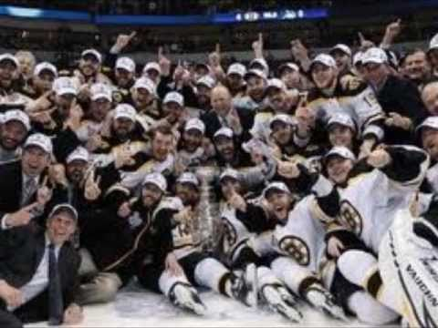 98.5 the sports hub: Bruins Montage