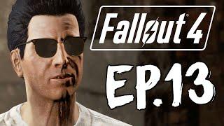 Fallout 4 - Агентурная Работа 13