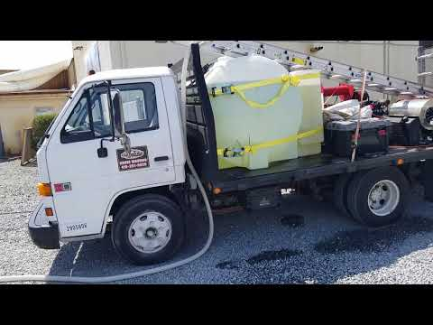 Handling water source issues on commercial cleanings part 2.