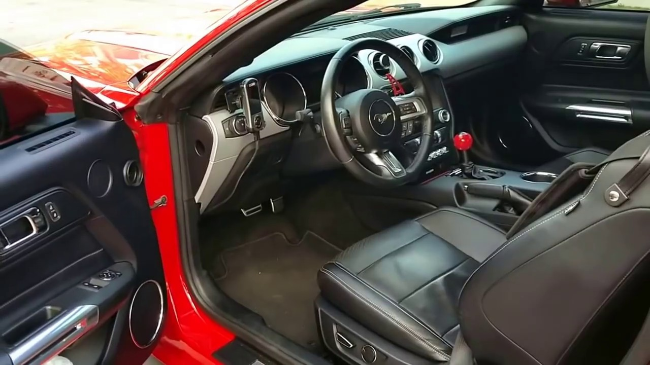 Best Automatic Shift For Ford Mustang 2017 2018 Barton Industries