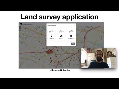 Building Land Surveying App Using Openlayers + PostGIS + Geoserver + PHP/AJAX From Scratch