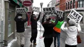 Free Hugs Quebec - Université Laval (Psychology)