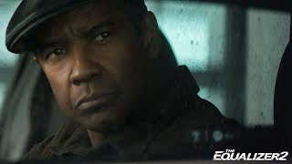 THE EQUALIZER 2. Es la hora. Ya en cines.