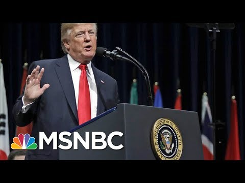 Download Youtube: Analyzing President Donald Trump's Support For Law Enforcement | MSNBC