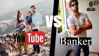 Wenn ein Banker ein YouTuber wird