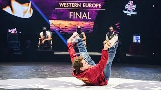 Shane VS Bruce Almighty - QUARTERFINALS - Red Bull BC One Western Europe Final 2015
