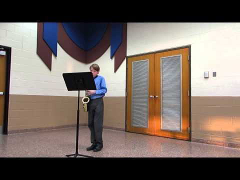 Susquenita Middle School Instrumental Recital 4-1-2015