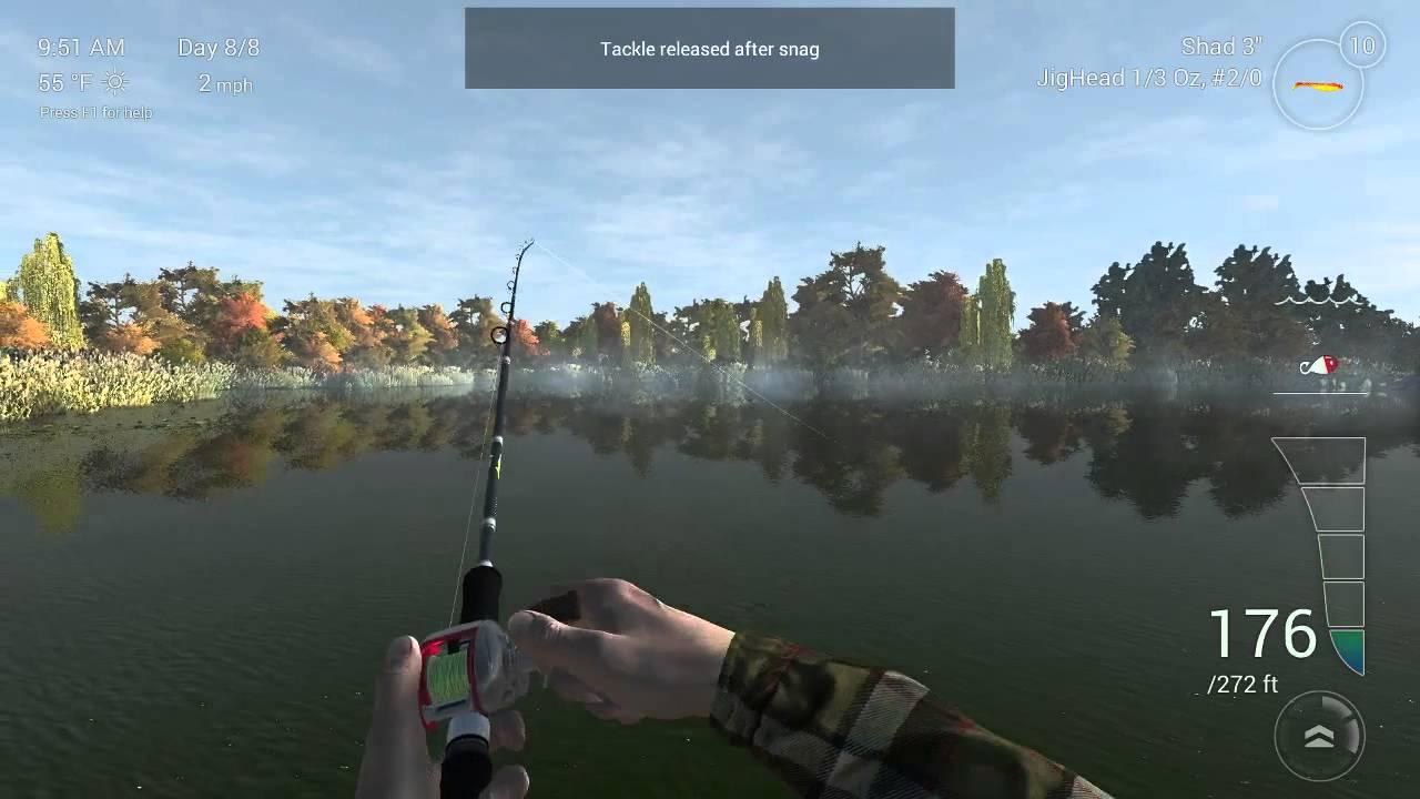 fishing planet Walleye fishing in new york - BoaterNav