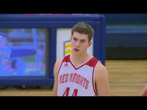 Benilde-St Margaret's vs. Totino-Grace Boys High School Basketball