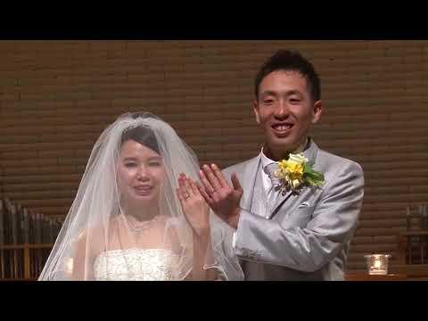 ホテル名古屋ガーデンパレス挙式 山根様・加藤様 結婚式