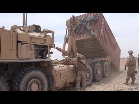 U.S. Marines - Combat Logistics Patrol