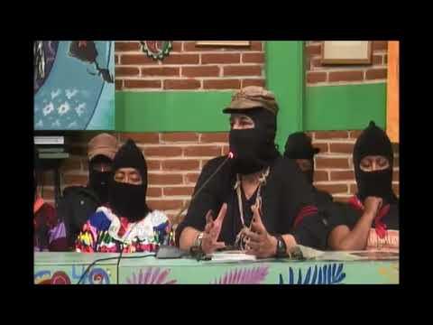 No permitirán triunfo de AMLO, pronostica el subcomandante 'Galeano'