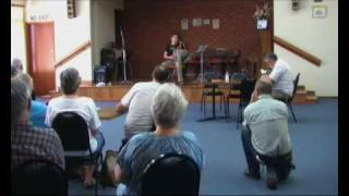 Hector Awol at Accordion Competition - Astrid Valse