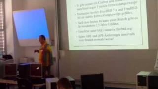 Grazer Linuxtage 2011: FreeBSD - Einführung, Struktur, Gremien, Ziele