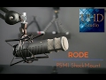 How to install : Rode PSM1, Rode Procaster on RODE PSA1 Studio Arm.