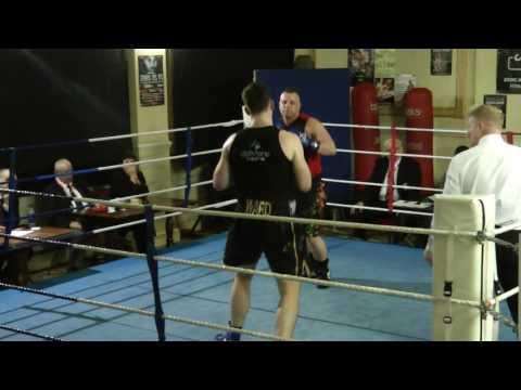 Michael Ward (Sheffield Boxing Centre) v Michael Wyatt (Nechells Green)