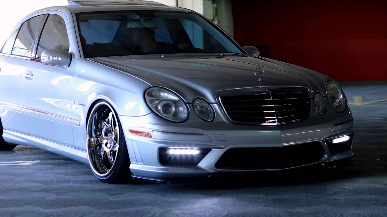 w211 e55 amg mercedes youtube. Black Bedroom Furniture Sets. Home Design Ideas
