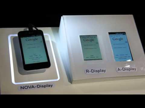 Download Youtube: LG Nova Vs Super-Amoled Vs Retina Display - MWC 2011