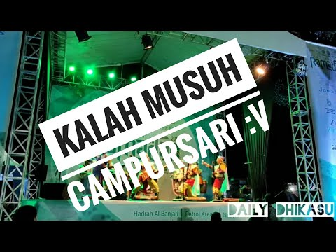 Musik Patrol Sapu Jagad Perform In Malang - Festival Ramadhan Kapolda Bersama White Coffe
