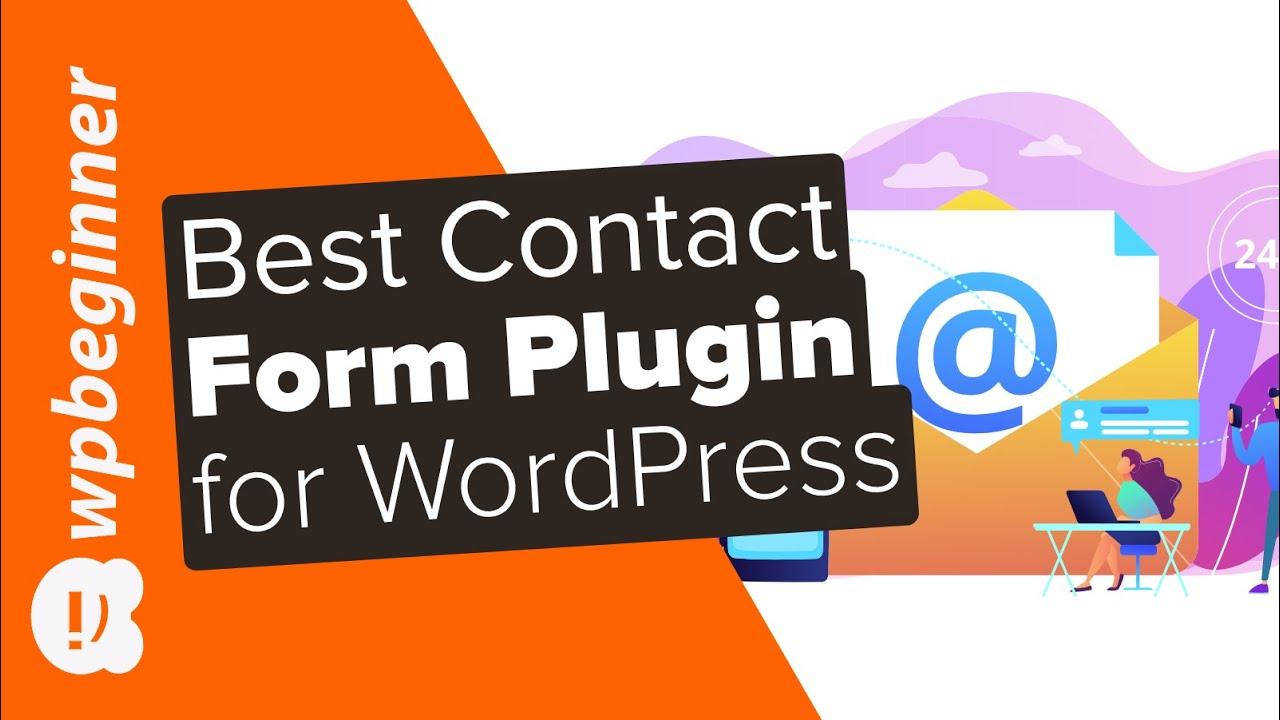 best free wordpress contact form 2018