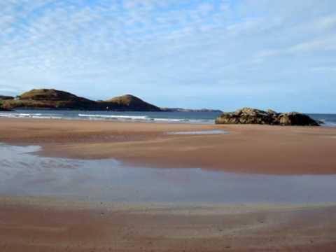 Cove and the Isle of Ewe, Scotland