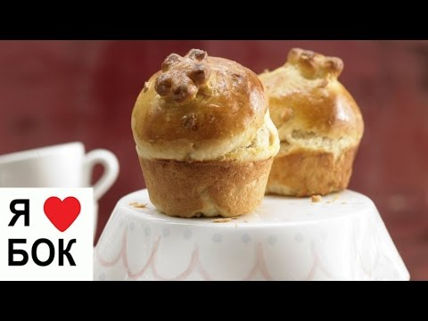 Французские булочки кулинарный рецепт