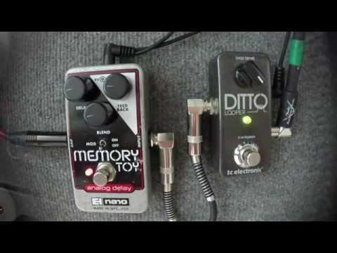 Electro Harmonix Memory Toy Review