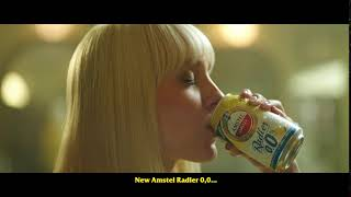 Amstel Radler - It all starts with a doer