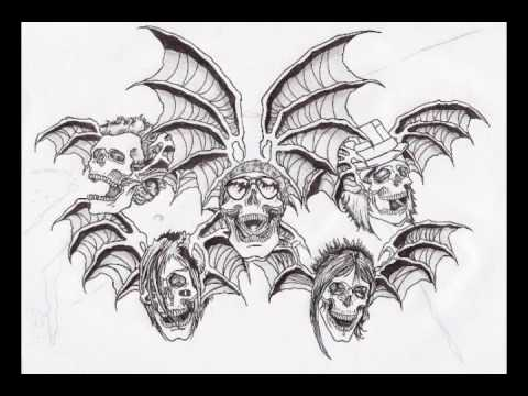 Avenged Sevenfold the wicked end w/ lyrics