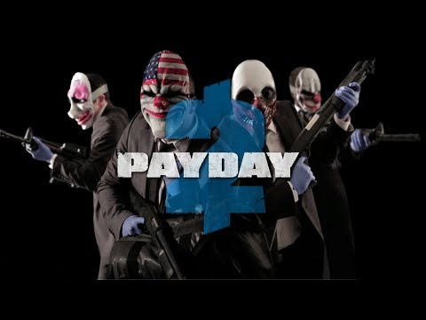 PAYDAY 2 [38] ALASKAN DEAL,CURSED KILL ROOM, DIAMOND HEIST [OD] /w kociox, Fuumok