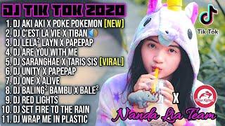 Dj Tik Tok Terbaru 2020 x Dj Aki Aki x Poke Pokemon x Saranghae Full Album Remix 2020 Full Bass