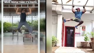 #fitnesschallenge   How do I fit at home   #celebritytrainersivakumar