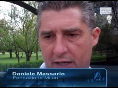 Daniele Massaro e Fondazione Milan