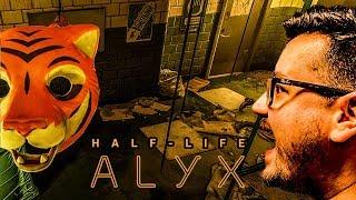 A TIGRIS KALANDJAI ? | Half-Life: Alyx #12