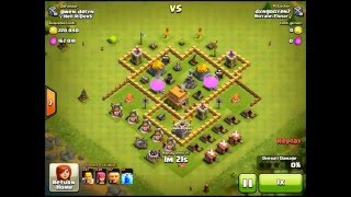 Clash of Clans - Play #15 - Barbs to Level 3, Army Camps to Lvl 5!