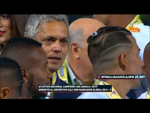 Así celebró Nacional su título número 16 en el fútbol colombiano