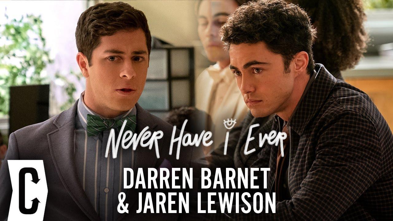 Never Have I Ever: Darren Barnet and Jaren Lewison on Hopes for Season 3