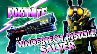 FORTNITE ⚡ Rette die Welt - Coolste Vindertech Pistole Salver #295 ⚡ Let's Play Fortnite - MaikderIV