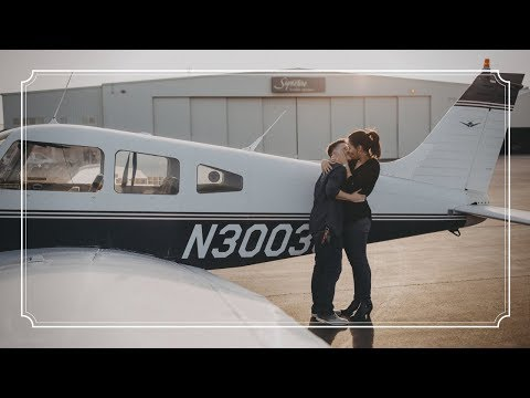 The Most Epic Proposal - Steph and Shey