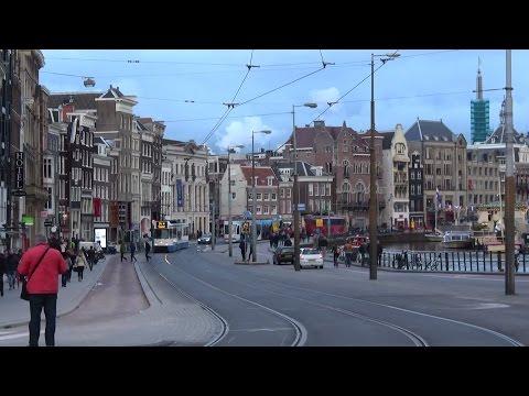 GVB BN 12G 841 Muntplein te Amsterdam | tramlijn 24